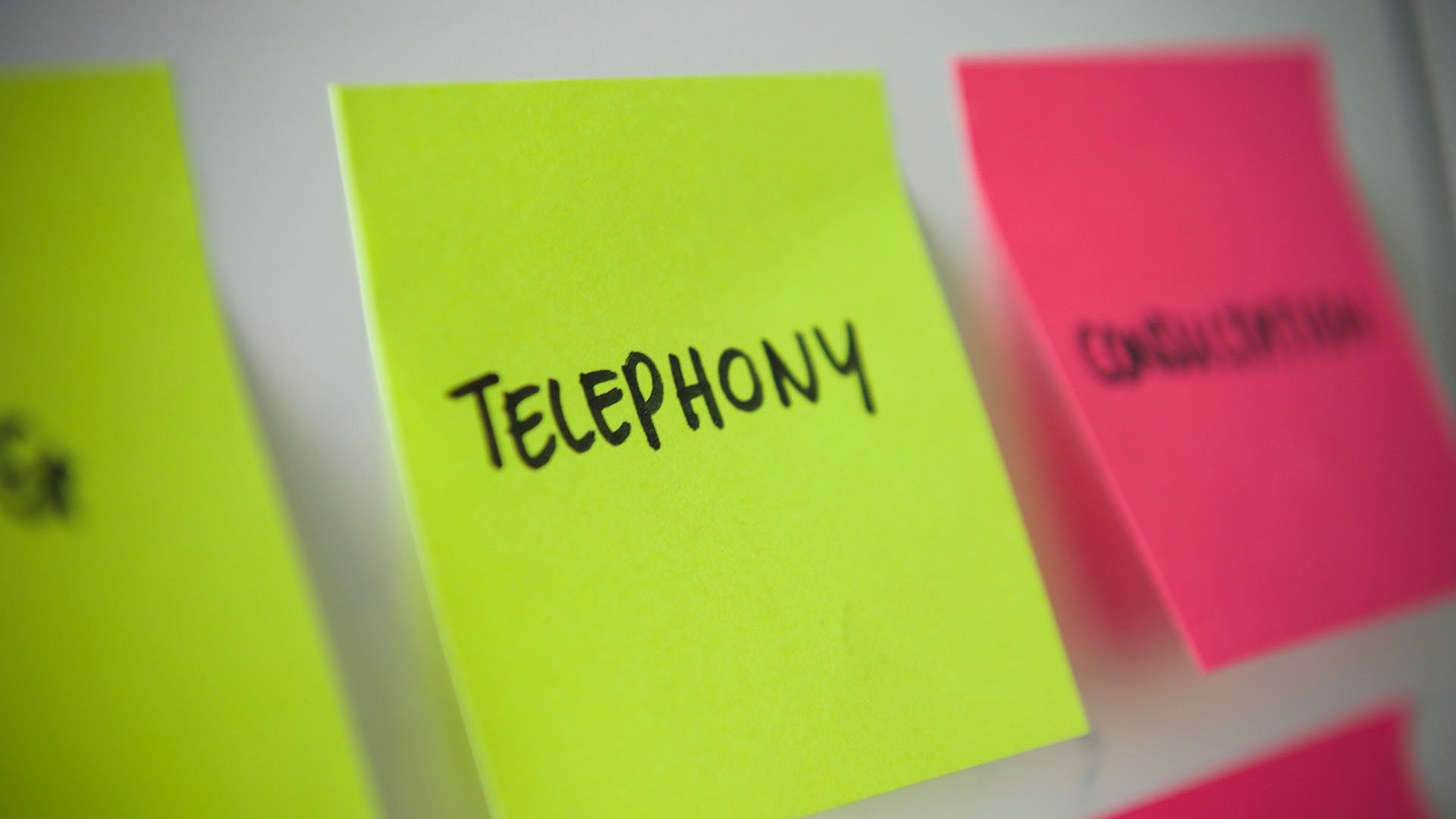 Telephony solutions from Green Duck